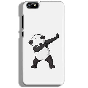 Huawei Honor 4X Mobile Covers Cases Panda Dab - Lowest Price - Paybydaddy.com