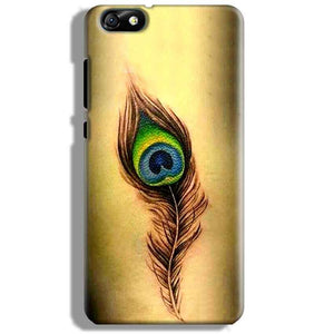 Huawei Honor 4X Mobile Covers Cases Peacock coloured art - Lowest Price - Paybydaddy.com