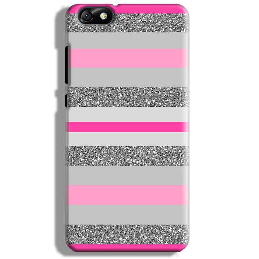 Huawei Honor 4X Mobile Covers Cases Pink colour pattern - Lowest Price - Paybydaddy.com