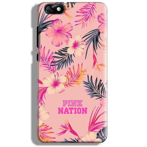 Huawei Honor 4X Mobile Covers Cases Pink nation - Lowest Price - Paybydaddy.com
