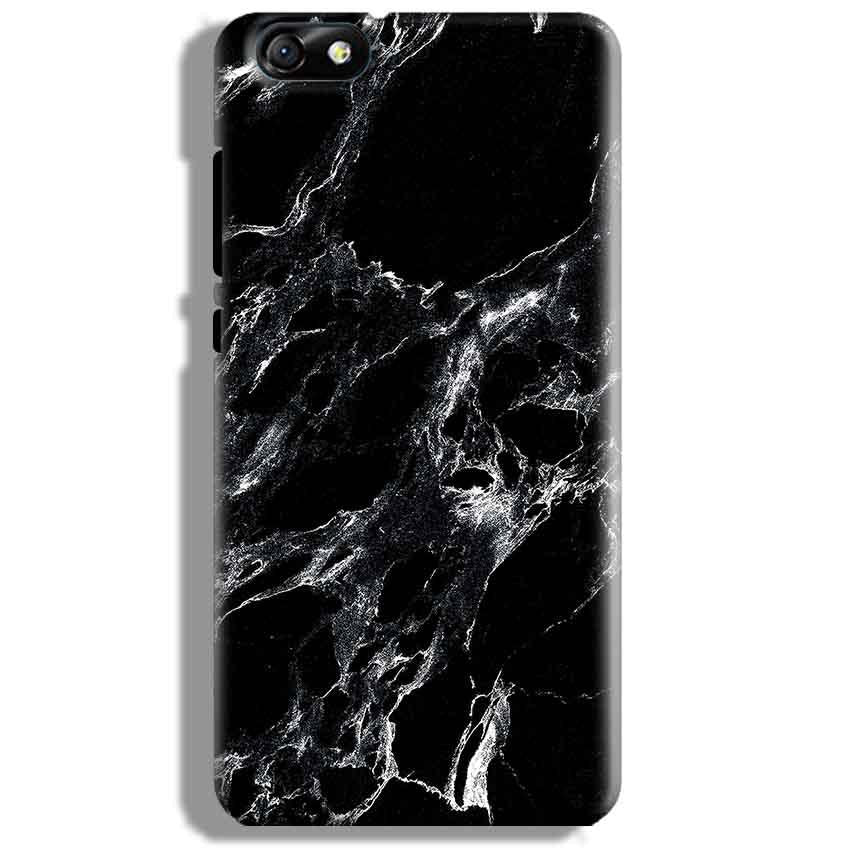 Huawei Honor 4X Mobile Covers Cases Pure Black Marble Texture - Lowest Price - Paybydaddy.com