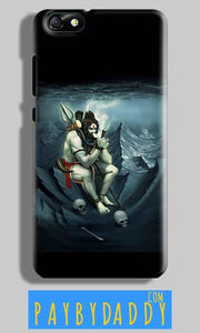 Huawei Honor 4X Mobile Covers Cases Shiva Smoking - Lowest Price - Paybydaddy.com