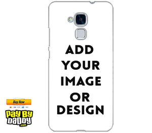 Customized Huawei Honor 5C Mobile Phone Covers & Back Covers with your Text & Photo