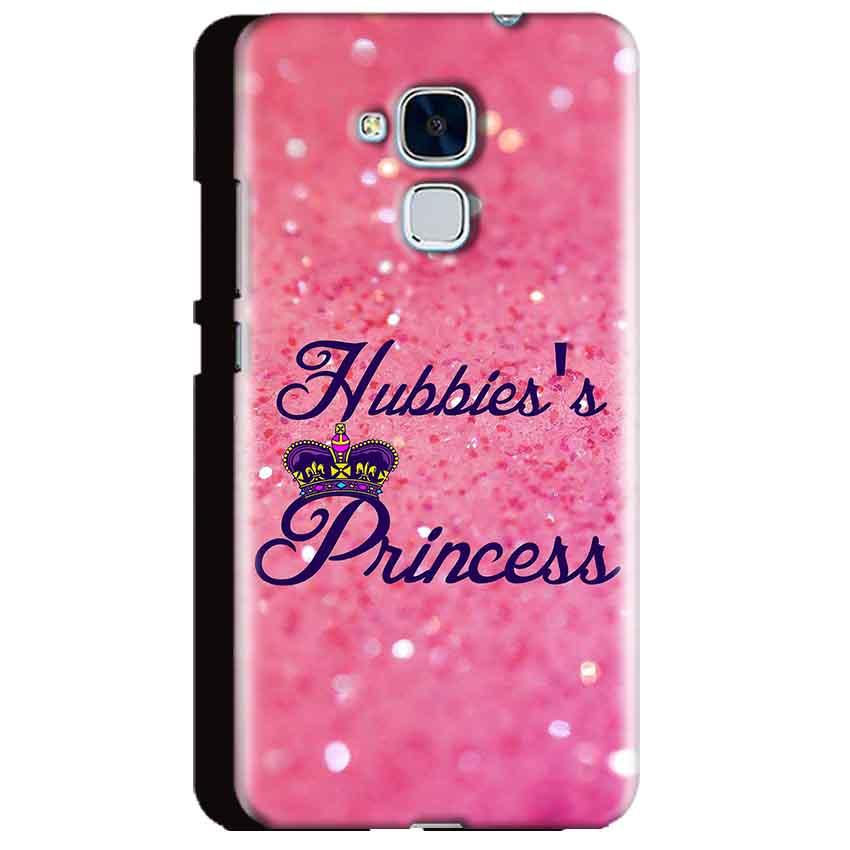Huawei Honor 5C Mobile Covers Cases Hubbies Princess - Lowest Price - Paybydaddy.com