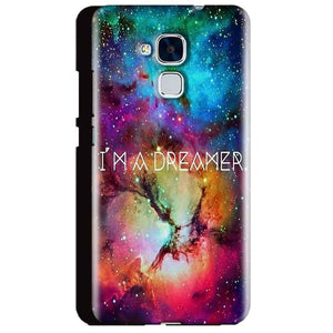Huawei Honor 5C Mobile Covers Cases I am Dreamer - Lowest Price - Paybydaddy.com