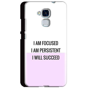 Huawei Honor 5C Mobile Covers Cases I am Focused - Lowest Price - Paybydaddy.com