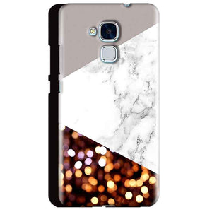 Huawei Honor 5C Mobile Covers Cases MARBEL GLITTER - Lowest Price - Paybydaddy.com