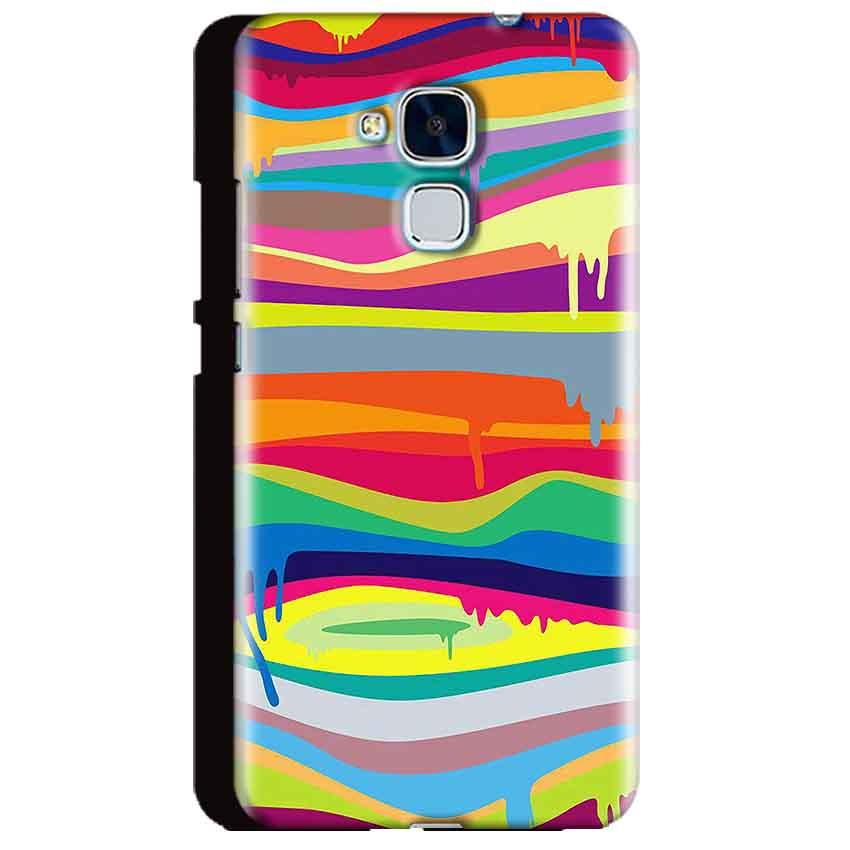 Huawei Honor 5C Mobile Covers Cases Melted colours - Lowest Price - Paybydaddy.com
