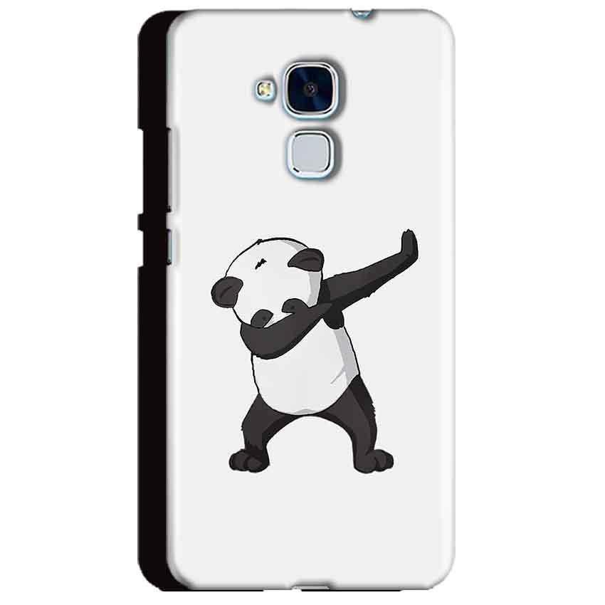 Huawei Honor 5C Mobile Covers Cases Panda Dab - Lowest Price - Paybydaddy.com