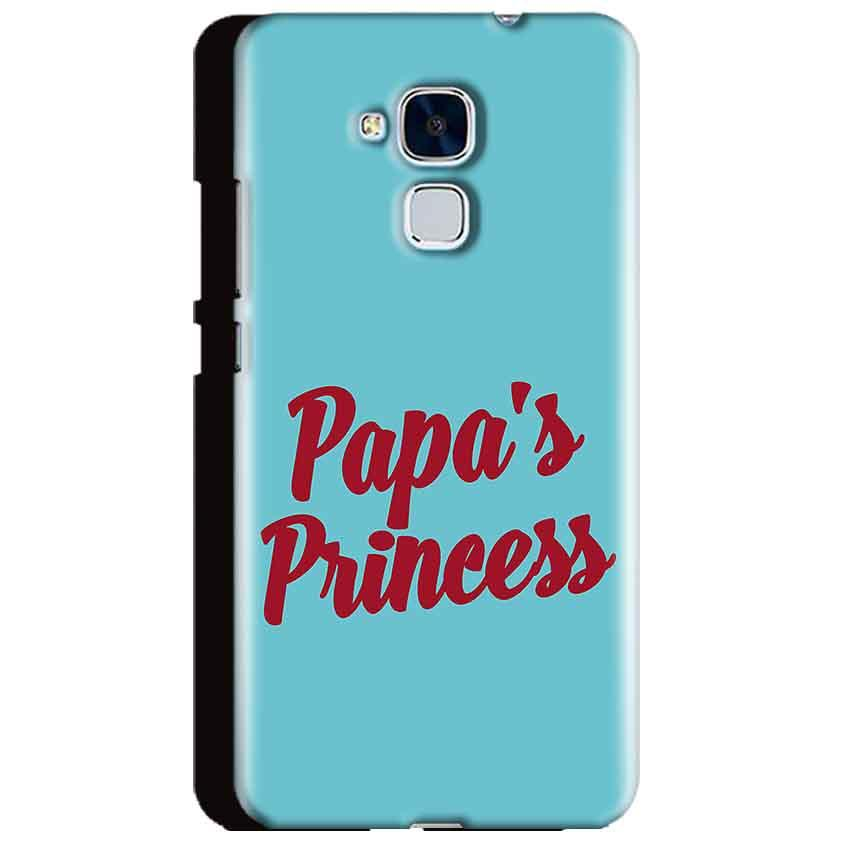 Huawei Honor 5C Mobile Covers Cases Papas Princess - Lowest Price - Paybydaddy.com