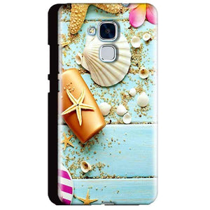 Huawei Honor 5C Mobile Covers Cases Pearl Star Fish - Lowest Price - Paybydaddy.com