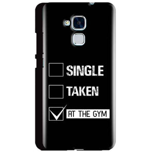 Huawei Honor 5C Mobile Covers Cases Single Taken At The Gym - Lowest Price - Paybydaddy.com