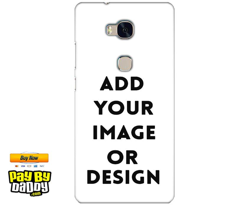 Customized Huawei Honor 5X Mobile Phone Covers & Back Covers with your Text & Photo