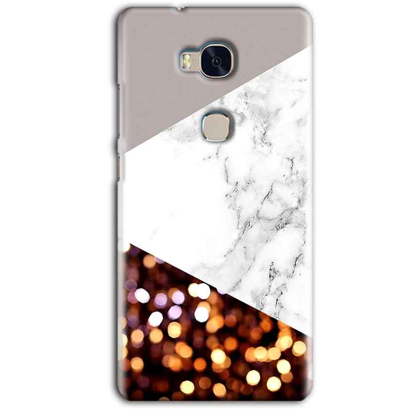 Huawei Honor 5X Mobile Covers Cases MARBEL GLITTER - Lowest Price - Paybydaddy.com