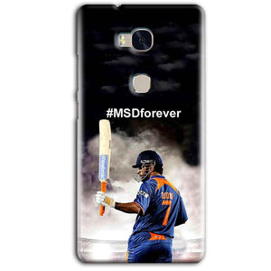 Huawei Honor 5X Mobile Covers Cases MS dhoni Forever - Lowest Price - Paybydaddy.com