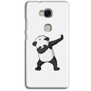 Huawei Honor 5X Mobile Covers Cases Panda Dab - Lowest Price - Paybydaddy.com
