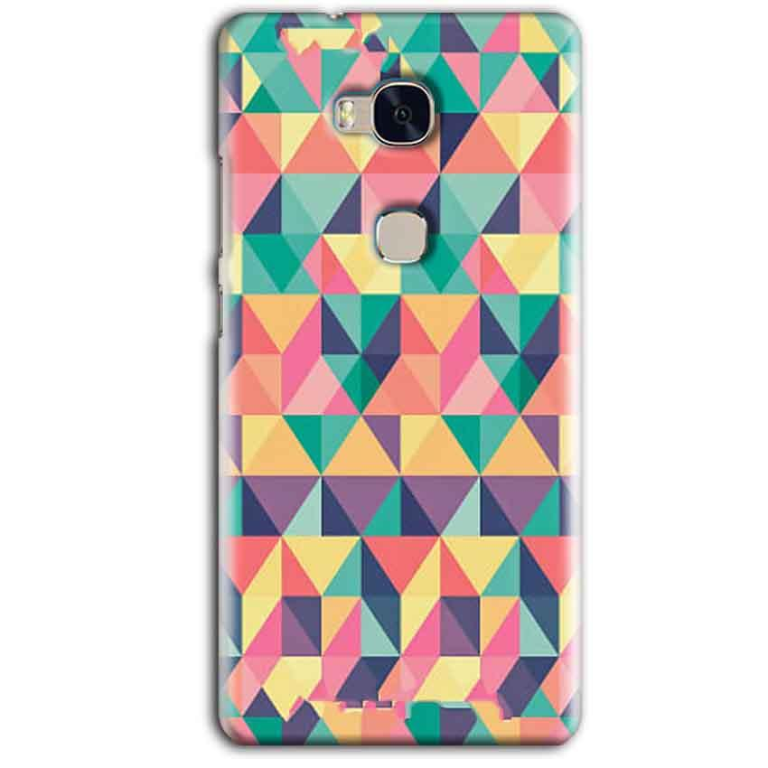 Huawei Honor 5X Mobile Covers Cases Prisma coloured design - Lowest Price - Paybydaddy.com