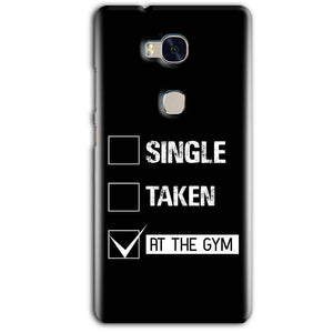 Huawei Honor 5X Mobile Covers Cases Single Taken At The Gym - Lowest Price - Paybydaddy.com