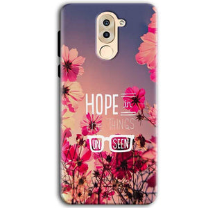 Huawei Honor 6X Mobile Covers Cases Hope in the Things Unseen- Lowest Price - Paybydaddy.com