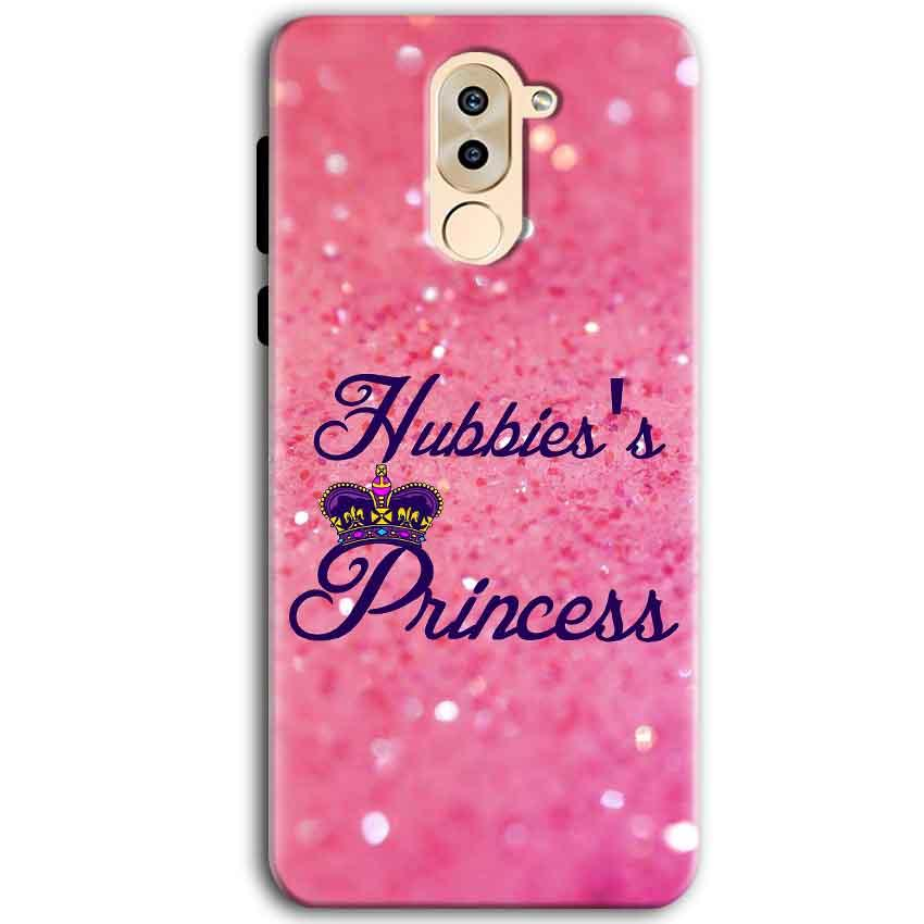 Huawei Honor 6X Mobile Covers Cases Hubbies Princess - Lowest Price - Paybydaddy.com