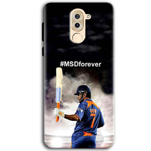 Huawei Honor 6X Mobile Covers Cases MS dhoni Forever - Lowest Price - Paybydaddy.com