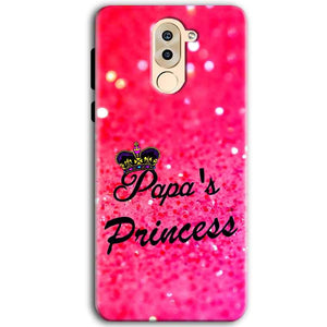 Huawei Honor 6X Mobile Covers Cases PAPA PRINCESS - Lowest Price - Paybydaddy.com