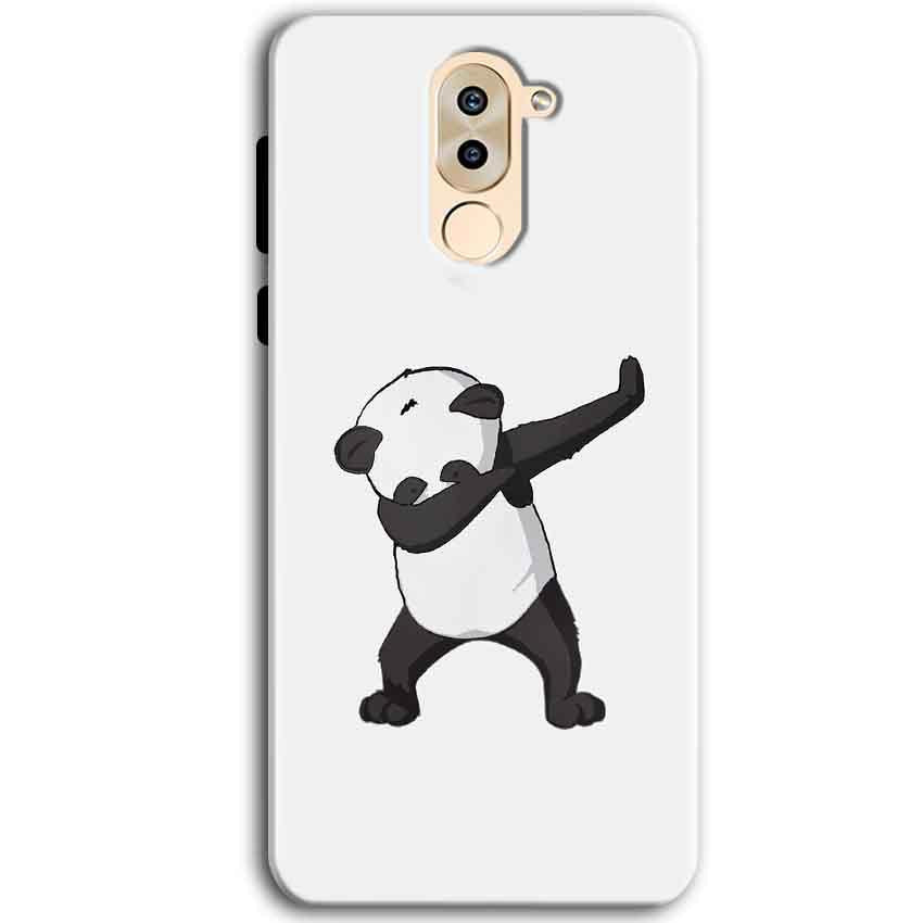 Huawei Honor 6X Mobile Covers Cases Panda Dab - Lowest Price - Paybydaddy.com