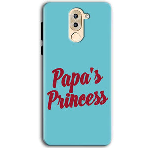 Huawei Honor 6X Mobile Covers Cases Papas Princess - Lowest Price - Paybydaddy.com