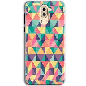 Huawei Honor 6X Mobile Covers Cases Prisma coloured design - Lowest Price - Paybydaddy.com