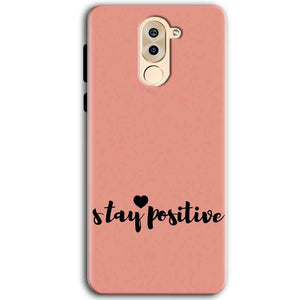 Huawei Honor 6X Mobile Covers Cases Stay Positive - Lowest Price - Paybydaddy.com