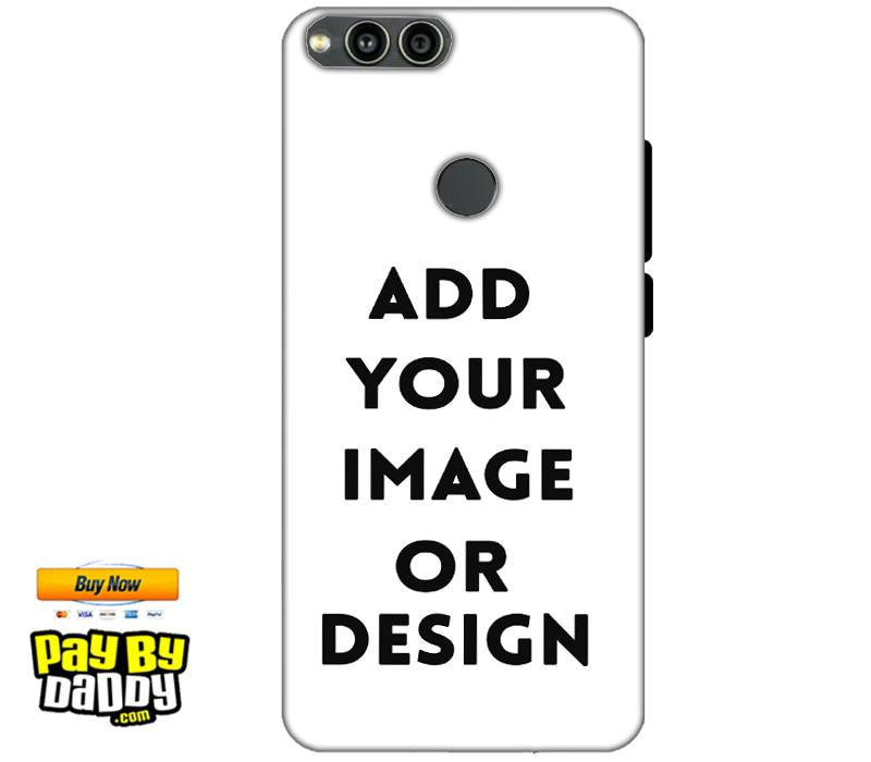 Customized Huawei Honor 7X Mobile Phone Covers & Back Covers with your Text & Photo