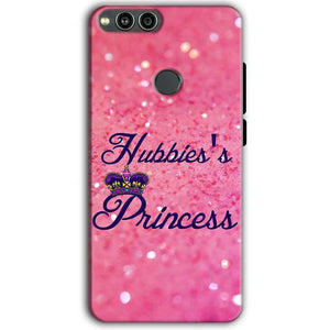 Huawei Honor 7X Mobile Covers Cases Hubbies Princess - Lowest Price - Paybydaddy.com