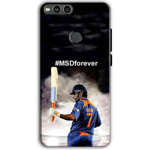 Huawei Honor 7X Mobile Covers Cases MS dhoni Forever - Lowest Price - Paybydaddy.com