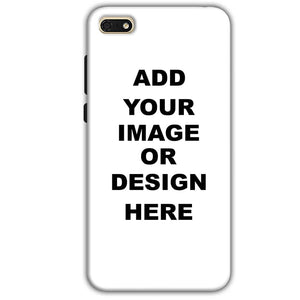 Customized Huawei Honor 7s Mobile Phone Covers & Back Covers with your Text & Photo