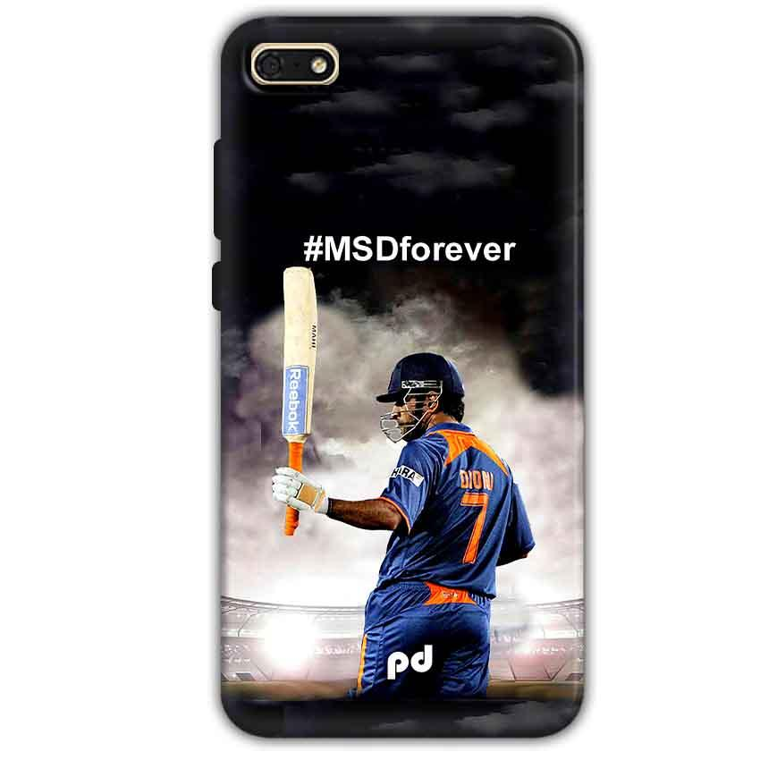 Huawei Honor 7s Mobile Covers Cases MS dhoni Forever - Lowest Price - Paybydaddy.com