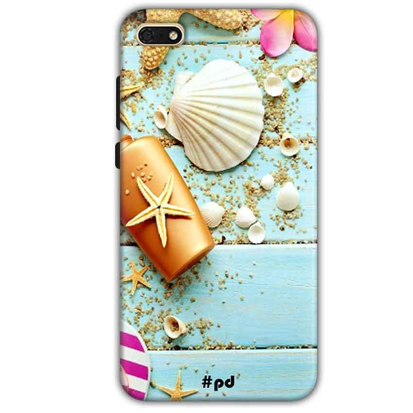 Huawei Honor 7s Mobile Covers Cases Pearl Star Fish - Lowest Price - Paybydaddy.com