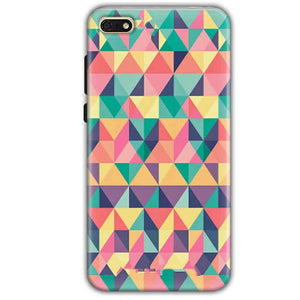 Huawei Honor 7s Mobile Covers Cases Prisma coloured design - Lowest Price - Paybydaddy.com