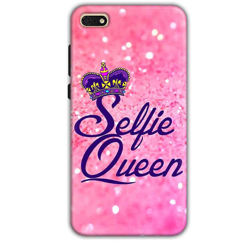 Huawei Honor 7s Mobile Covers Cases Selfie Queen - Lowest Price - Paybydaddy.com