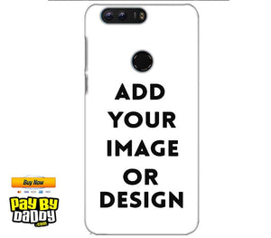 Customized Huawei Honor 8 Mobile Phone Covers & Back Covers with your Text & Photo