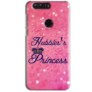 Huawei Honor 8 Mobile Covers Cases Hubbies Princess - Lowest Price - Paybydaddy.com