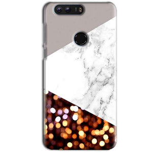 Huawei Honor 8 Mobile Covers Cases MARBEL GLITTER - Lowest Price - Paybydaddy.com