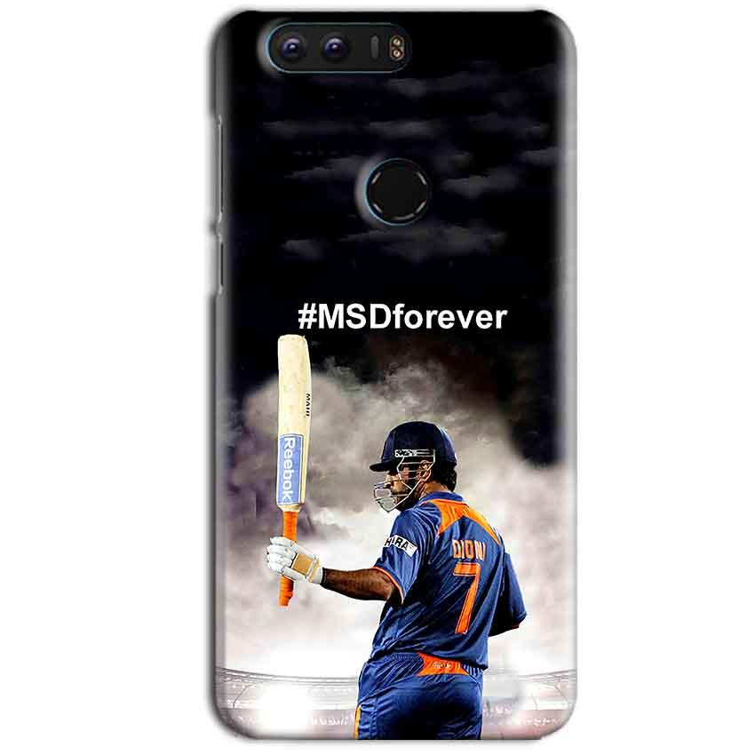 Huawei Honor 8 Mobile Covers Cases MS dhoni Forever - Lowest Price - Paybydaddy.com