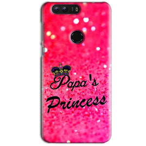Huawei Honor 8 Mobile Covers Cases PAPA PRINCESS - Lowest Price - Paybydaddy.com