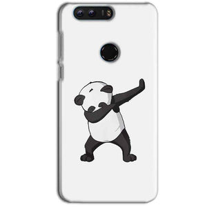 Huawei Honor 8 Mobile Covers Cases Panda Dab - Lowest Price - Paybydaddy.com