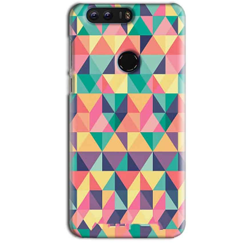 Huawei Honor 8 Mobile Covers Cases Prisma coloured design - Lowest Price - Paybydaddy.com