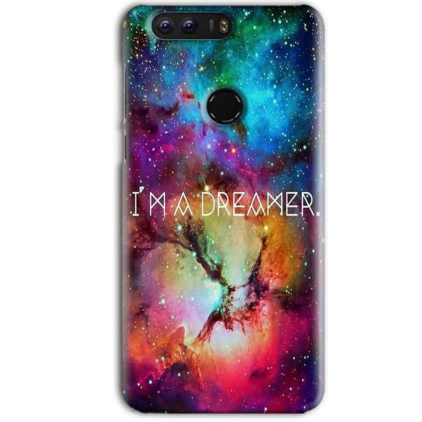 Huawei Honor 8 Pro Mobile Covers Cases I am Dreamer - Lowest Price - Paybydaddy.com