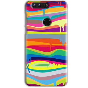 Huawei Honor 8 Pro Mobile Covers Cases Melted colours - Lowest Price - Paybydaddy.com