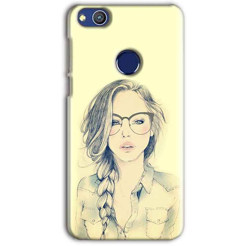 Huawei Honor 8 lITE Mobile Covers Cases Girl Picture - Lowest Price - Paybydaddy.com