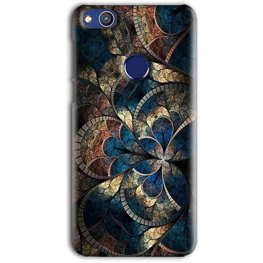 Huawei Honor 8 lITE Mobile Covers Cases Gold Colorful Texture Pattern - Lowest Price - Paybydaddy.com