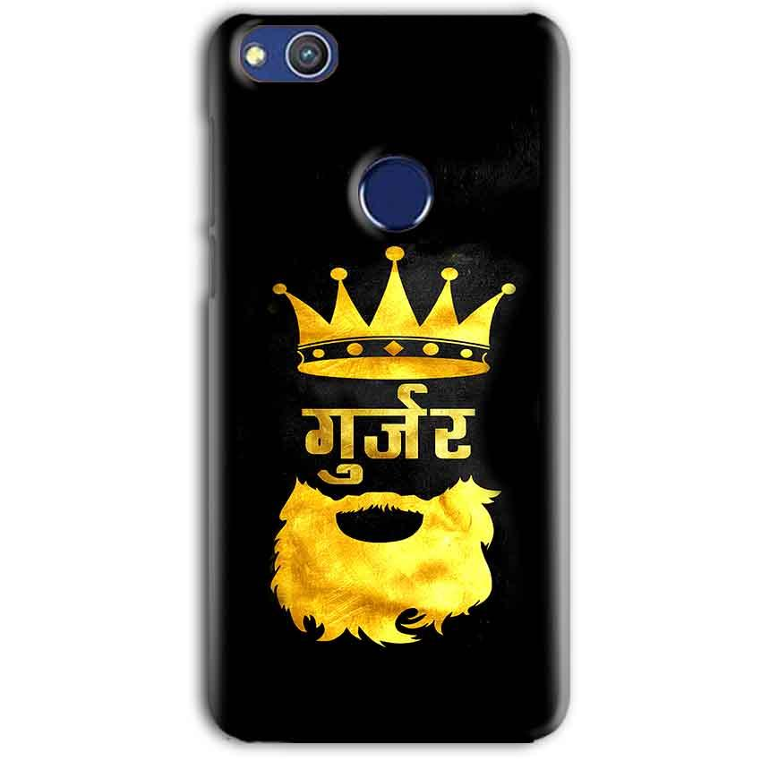 Huawei Honor 8 lITE Mobile Covers Cases Gujjar with Beard- Lowest Price - Paybydaddy.com